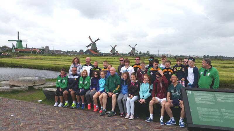 tour Holland